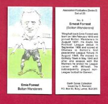 Bolton Wanderers Ernie Forrest 9